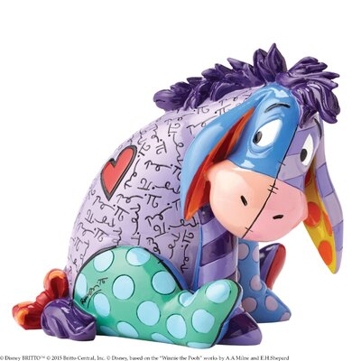 Enesco Disney Britto Eeyore Figurine