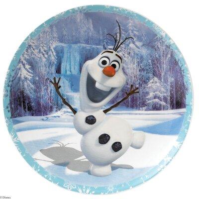 Enesco Enchanting Disney Warm Hugs (Olaf) Wall Decorative Plate