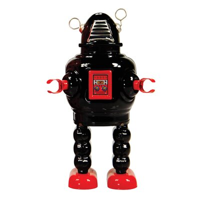 Enesco Saint John Planet Robot Figurine
