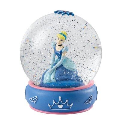 Enesco Enchanting Disney Shy and Romantic (Cinderella Water Ball) Figurine