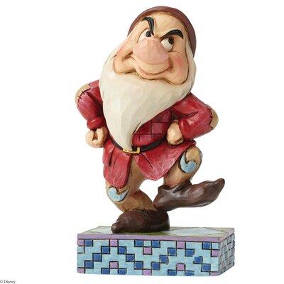 Enesco Disney Traditions Grumpy Jig (Grumpy) Figurine