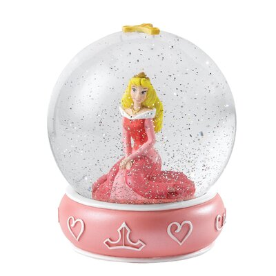 Enesco Enchanting Disney Gentle and Gracious (Aurora Water Ball) Figurine