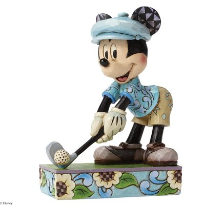 Enesco Disney Traditions Hole in One (Golf Mickey) Figurine