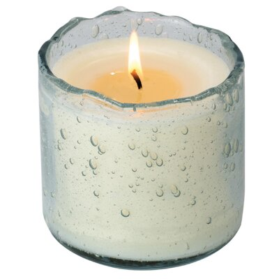 Enesco Himalayan Bluebell Forest Votive Candle