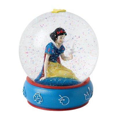 Enesco Enchanting Disney Kind and Innocent (Snow White Water Ball) Figurine