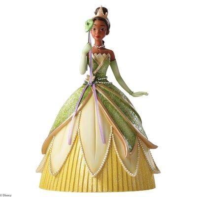 Enesco Disney Showcase Tiana Masquerade Figurine