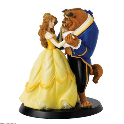 Enesco Enchanting Disney A Beauty Within (Beauty and The Beast) Figurine