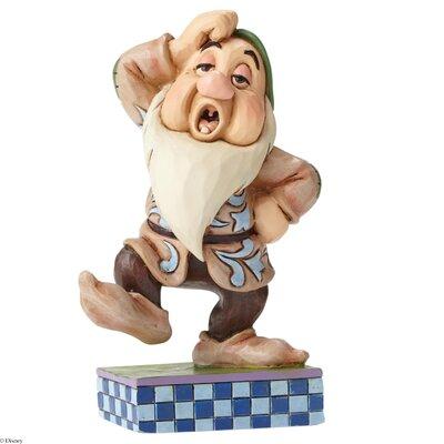 Enesco Disney Traditions Sleepy Slide (Sleepy) Figurine
