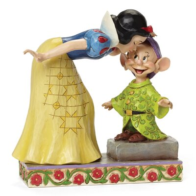 Enesco Disney Traditions Sweetest Farewell (Snow White and Dopey) Figurine