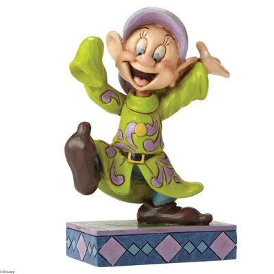 Enesco Disney Traditions Dopey Dance Figurine