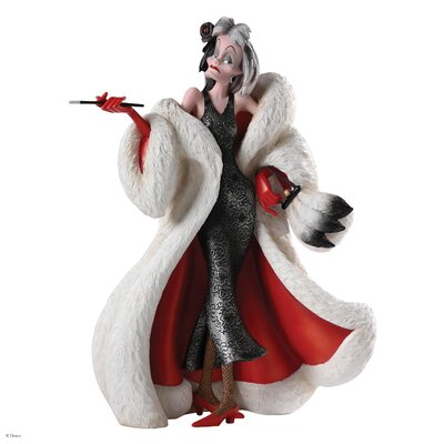 Enesco Disney Showcase Cruella Figurine