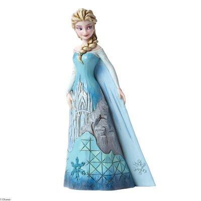 Enesco Disney Traditions Fortress of Frost (Elsa) Figurine