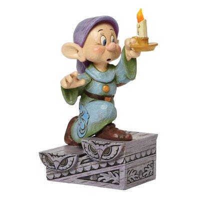 Enesco Disney Traditions A Light in the Dark (Dopey) Figurine