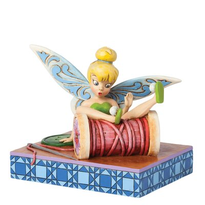 Enesco Disney Traditions Falling Fairy (Tinker Bell) Figurine