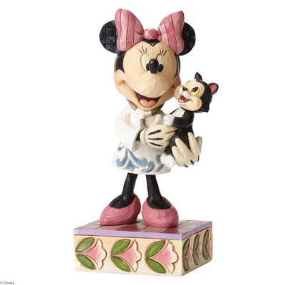 Enesco Disney Traditions Tender Love and Care (Veterinarian Minnie Mouse) Figurine