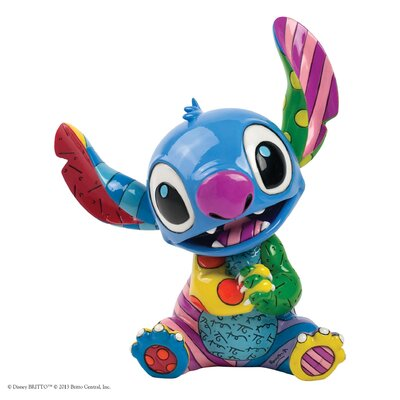 Enesco Disney Britto Stitch Figurine