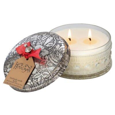 Enesco Himalayan Honeysuckle Jar Candle