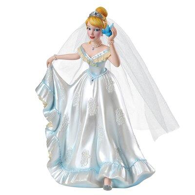 Enesco Disney Showcase Cinderella Wedding Figurine