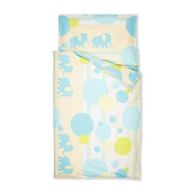 Kindertraum Kinderbettwäsche-Set Elefanten