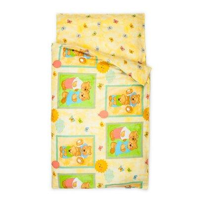 Kindertraum Kinderbettwäsche-Set Bärenzwillinge