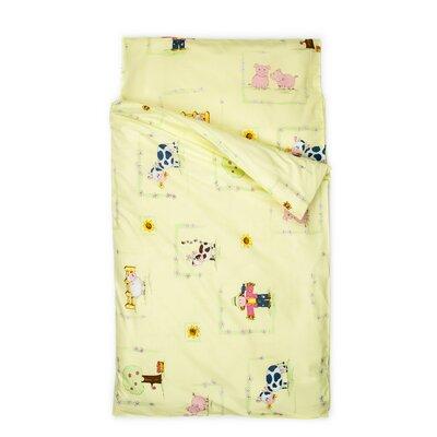 Kindertraum Kinderbettwäsche-Set Bauernhof