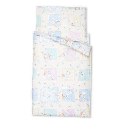 Kindertraum Kinderbettwäsche-Set Schwan