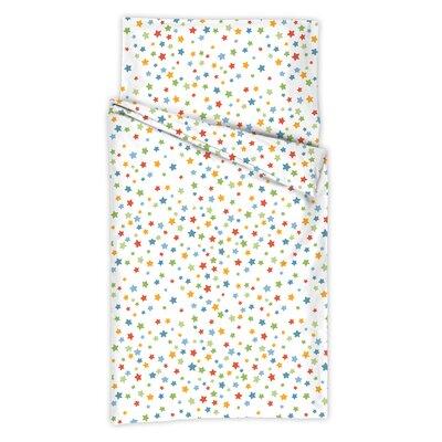 Kindertraum Kinderbettwäsche-Set Punkte