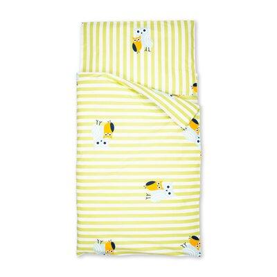 Kindertraum Kinderbettwäsche-Set Eulen