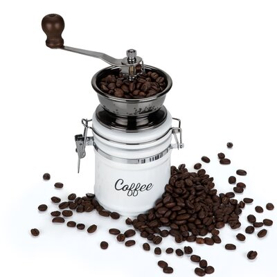 Ceramic Manual Burr Coffee Grinder