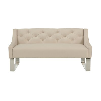 Almondsbury Upholstered Bench