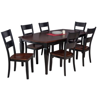 Victoria 7 Piece Dining Set