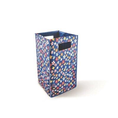 Bonita Peppy Flower Laundry Basket