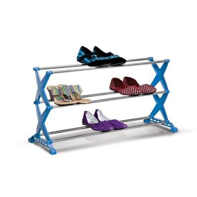 Bonita Stylo 3 Tier Shoe Rack