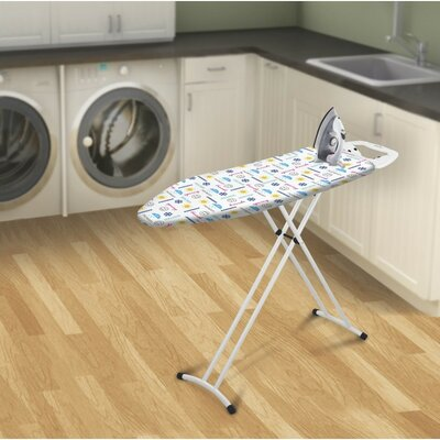 Bonita Neu Metallo Trendy Strips Ironing Board