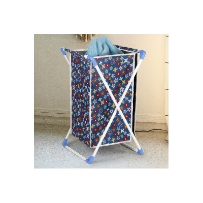 Bonita Cesta Flower Laundry Basket