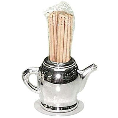 Teapot Toothpick Holder