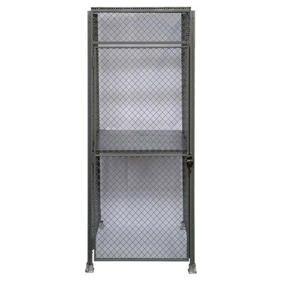 "Storage 1 Double Shelving Unit Starter Size: 96"" H x 36"" W x 36"" D"