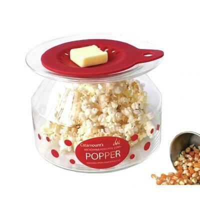 2 Oz. Personal Microwave Popcorn Popper