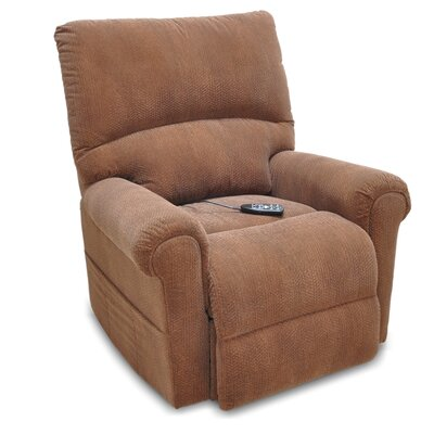 Independence Power Lift Assist Recliner Color: Camel