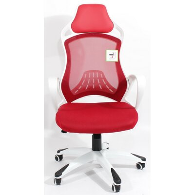 Charles Jacobs High-Back Mesh Office Chair