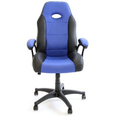 Charles Jacobs High-Back Office Chair