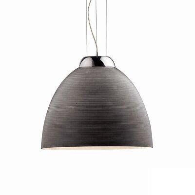 Ideal Lux Tolomeo 1 Light Bowl Pendant