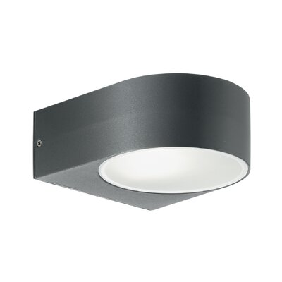 Ideal Lux Iko 1 Light Wall Lamp