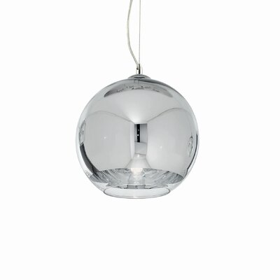 Ideal Lux Discovery 1 Light Globe Pendant