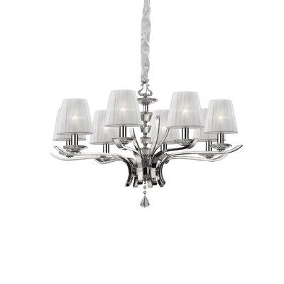 Ideal Lux Pegaso 8 Light Chandelier