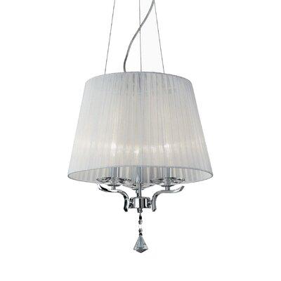 Ideal Lux Pegaso 3 Light Drum Pendant