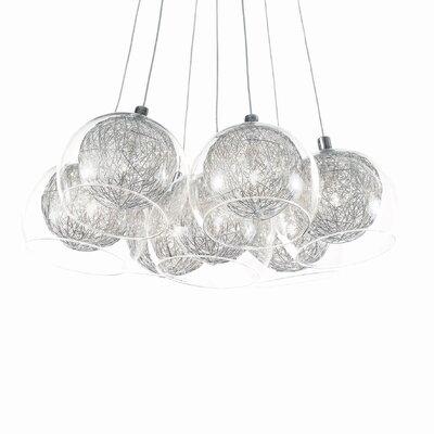 Ideal Lux Cin Cin 7 Light Cluster Pendant