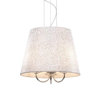 Ideal Lux Le Roy 3 Light Geometric Pendant