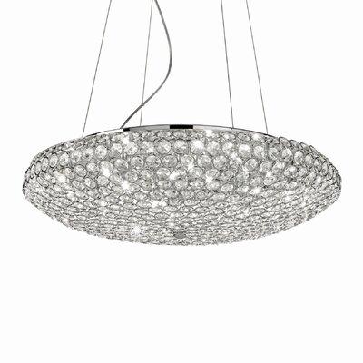 Ideal Lux King 12 Light Bowl Pendant