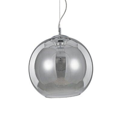 Ideal Lux Nemo 1 Light Globe Pendant